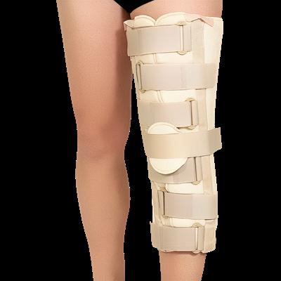 Νάρθηκας  ακινητοποίησης γόνατος
